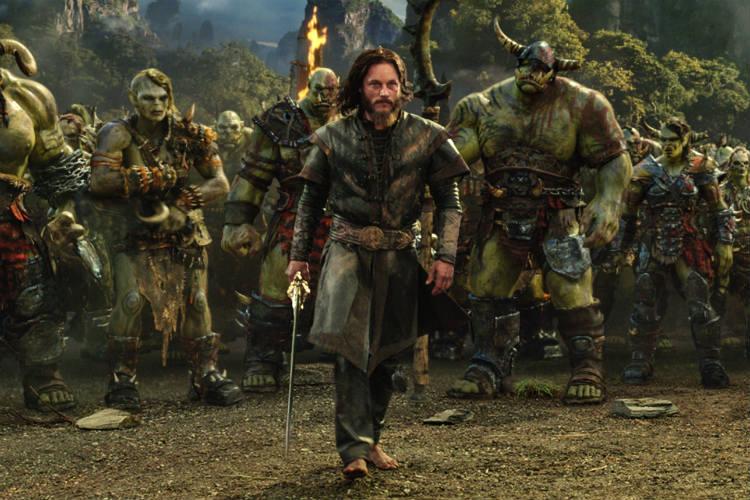 Warcraft, Hollywood Film
