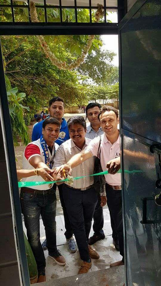 Bangalore Maverick Roundtable volunteers
