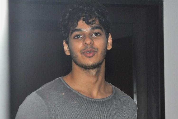 Ishaan Khattar