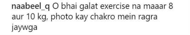 Ali Zafar trolled