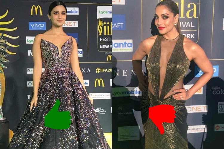 IIFA 2017: Alia Bhatt to Bipasha Basu — Check out best and worst dressed celebs