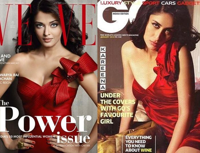Aiswarya Rai anf Kareena Kapoor