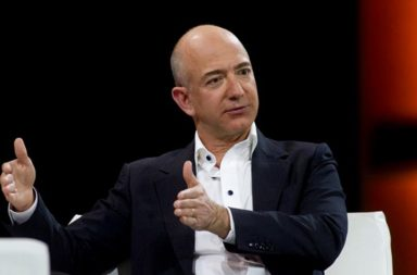 Jeff bezos world's richest man