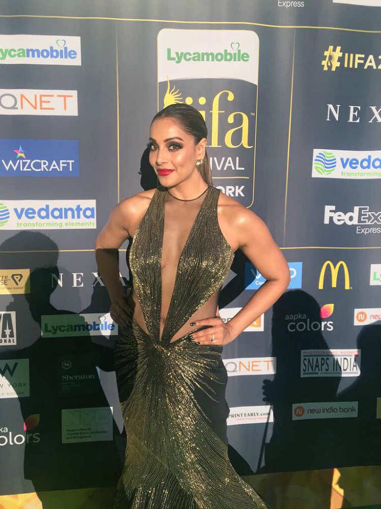 Bipasha Basu at IIFA 2017