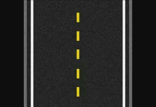 broken-yellow-line