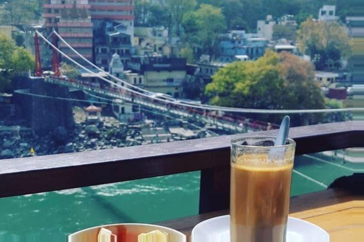 Cafe De Goa, Rishikesh