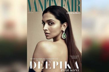 Deepika Padukone's Vanity Fair UK photoshoot