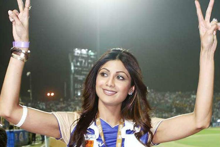 Shilpa Shetty wears two watches