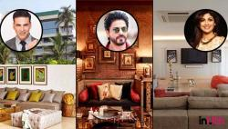 Shah Rukh Khan to Akshay Kumar, 9 Bollywood celeb houses that will make you feel poor AF
