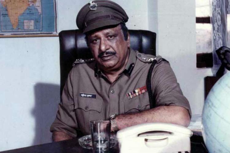 Jagdish Raj, police inspector