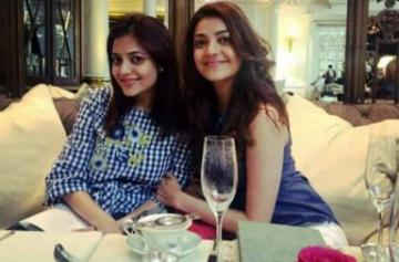 Kajal Aggarwal London holiday pics