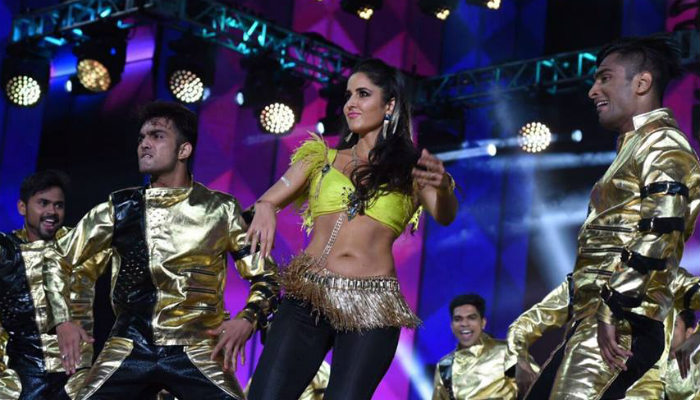 Katrina Kaif dancing at IIFA 2017 , inuth.com