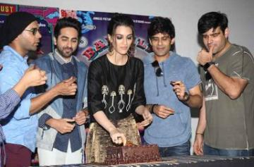 Kriti Sanon's birthday celebration photo