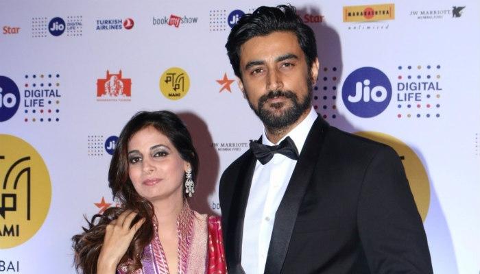 Kunal Kapoor and Naina Bachchan (Courtesy: IANS)