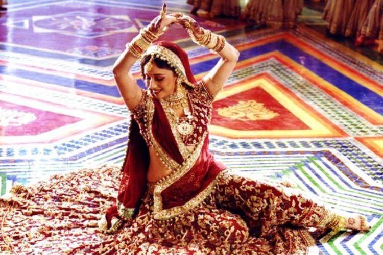 Madhuri Dixit in Devdas