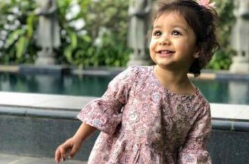 Cute photos of Shahid Kapoor's daughter Misha