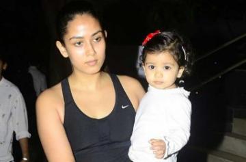 Cute photos of Shahid Kapoor's daughter Misha