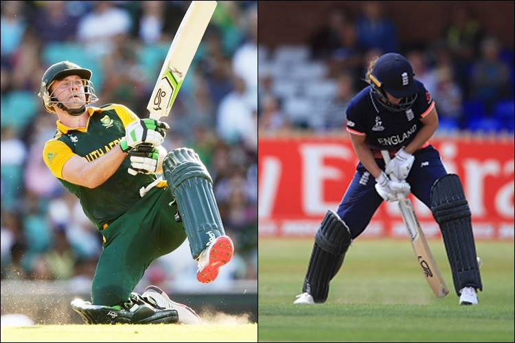 Youll Forget AB De Villiers 360 Degree Shot After Watching Natalie Scivers Innovation During Womens World Cup