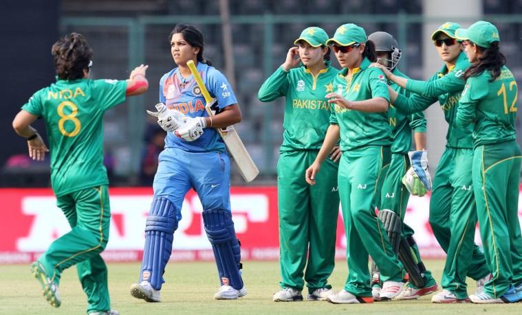 Pakistan women's cricket team.