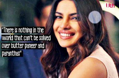 Priyanka Chopra, Inspiring quotes