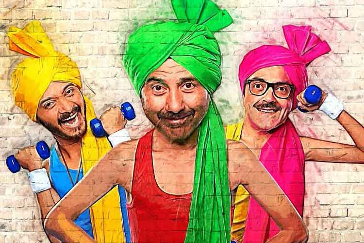 Poster Boys first look photo