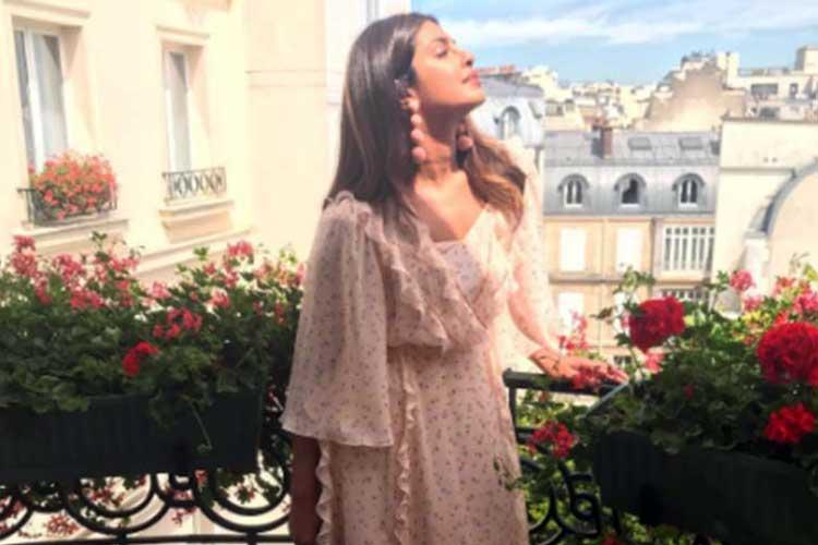 Priyanka Chopra Paris Fashion Week photo