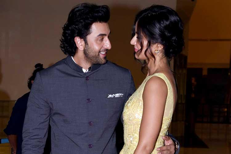 Ranbir Kapoor and Katrina Kaif SIIM 2017 photo