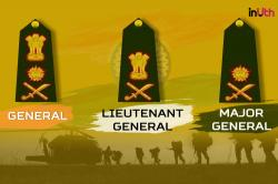 Here's how you can recognise the ranks of Indian Army officers just by looking at their badges - Photos
