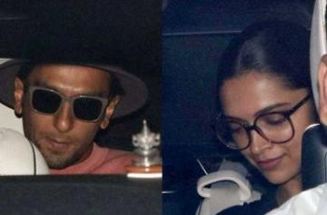 Ranveer Singh and Deepika Padukone photos