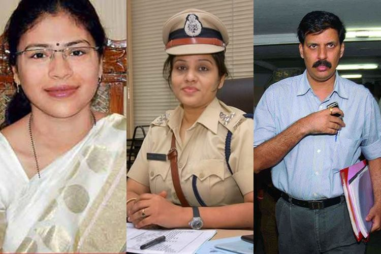 DIG roopa transferred