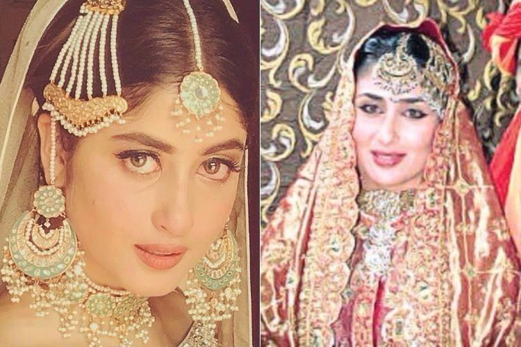 Kareena Kapoor and Sajal Ali