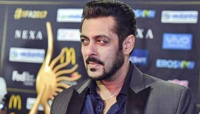 Salman Khan at IIFA 2017, inuth.com