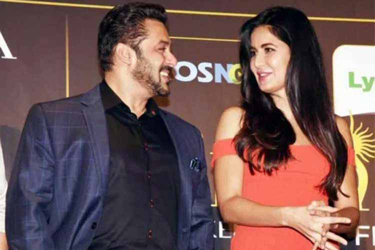 IIFA 2017: Salman Khan and Katrina Kaif' chemistry in pics