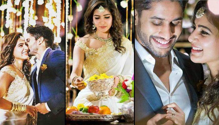 A look at Samantha Prabhu and Naga Chaitanya's beautiful love story