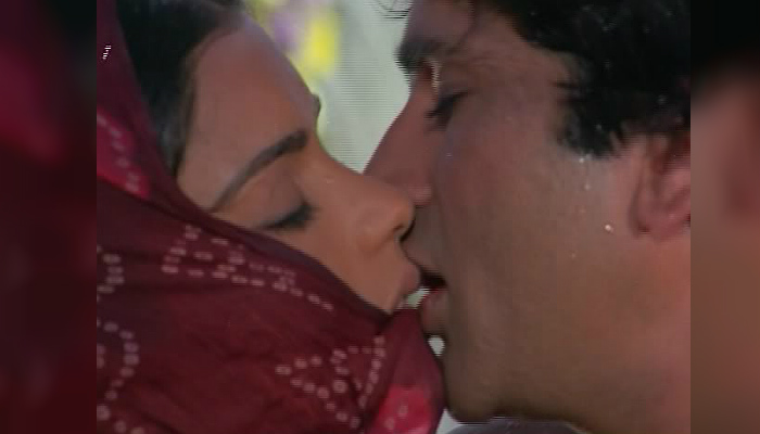 Shashi Kapoor and Zeenat Aman in Satyam Shivam Sundaram