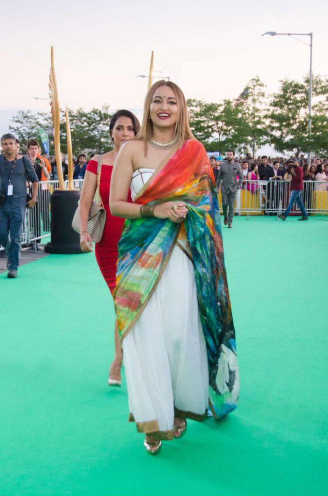 Sonakshi Sinha at IIFA 2017