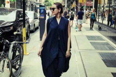 Sonakshi Sinha New York holiday photo
