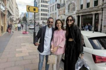 Sonam Kapoor vacationing with Anand Ahuja photo