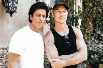 Jab Harry Met Sejal: Shah Rukh Khan shoots with DJ Diplo