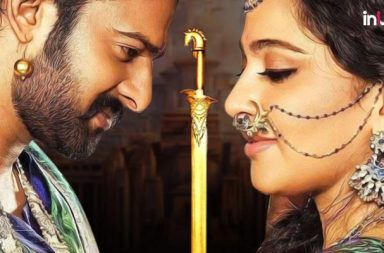 Prabhas, Anushka Shetty in Baahubali 2 as Bahubali and Devasena