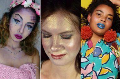 Weird Makeup Trends
