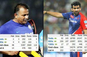 Zaheer Khan, Bharat Arun, India's bowling coach