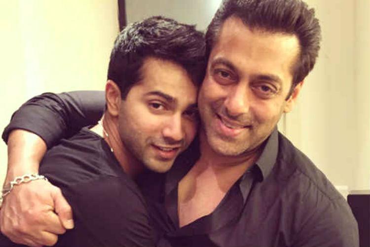 Salman Khan and Varun Dhawan, Love remake