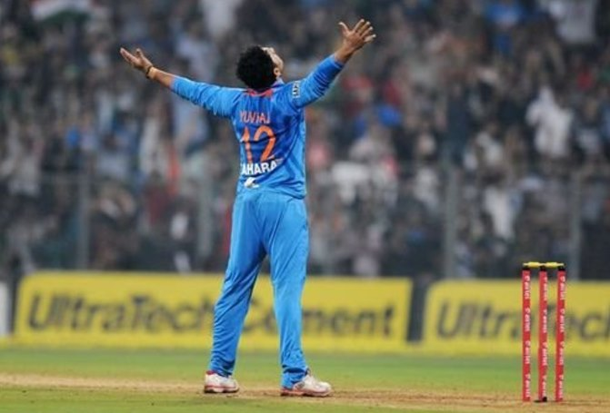 Yuvraj Singh superstition