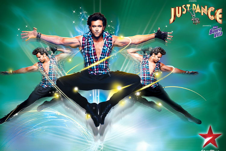 Hrithik Roshan, Just Dance