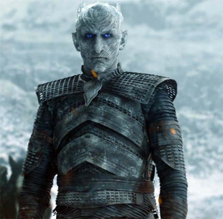 In Pics: He Is The Actor Who Plays The Night King In Game