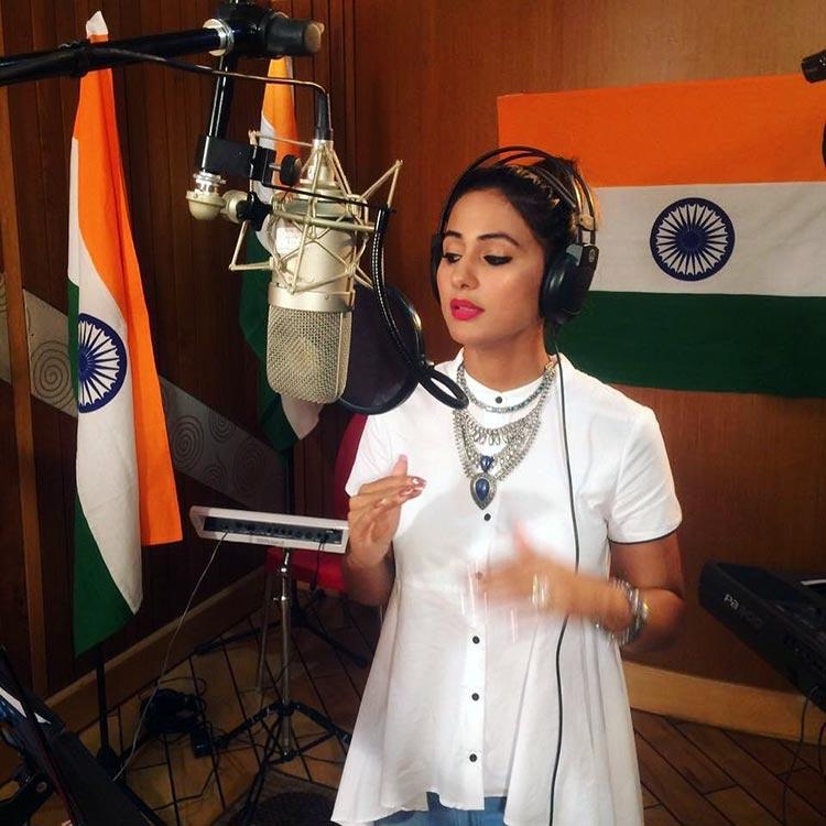 Hina Khan Instagram Pics Hina Khan Insta Picture Hina Khan Latest
