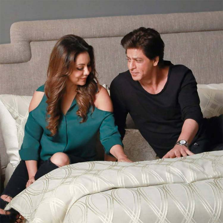 Shah Rukh Khan is totally lost in Gauri Khan