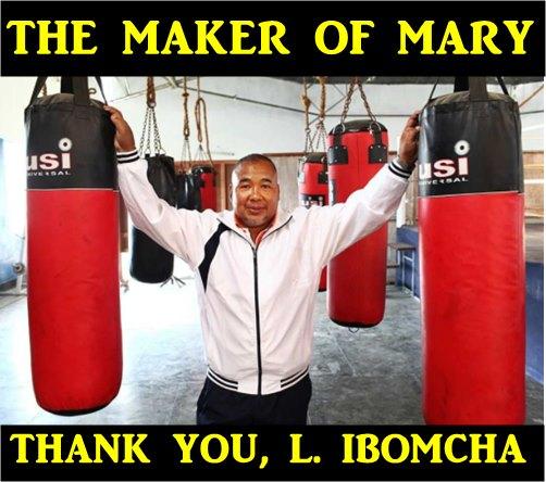 Mary Kom's coach