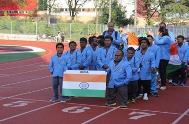 World Dwarf Games India bag 37 medals